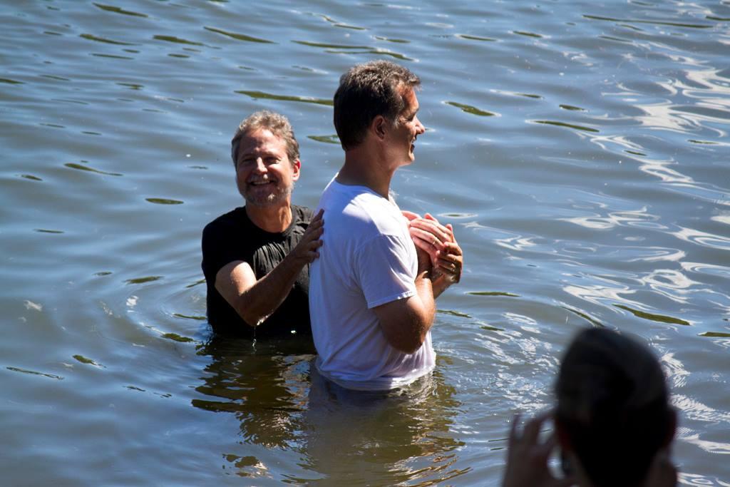 New Life Baptism 2015