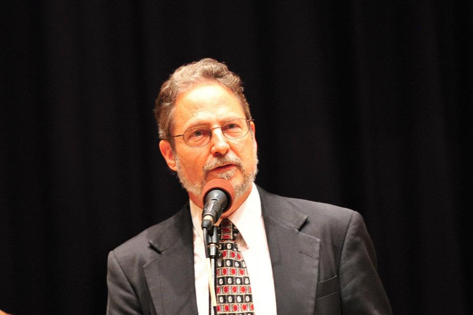 David MacAdam Preaching
