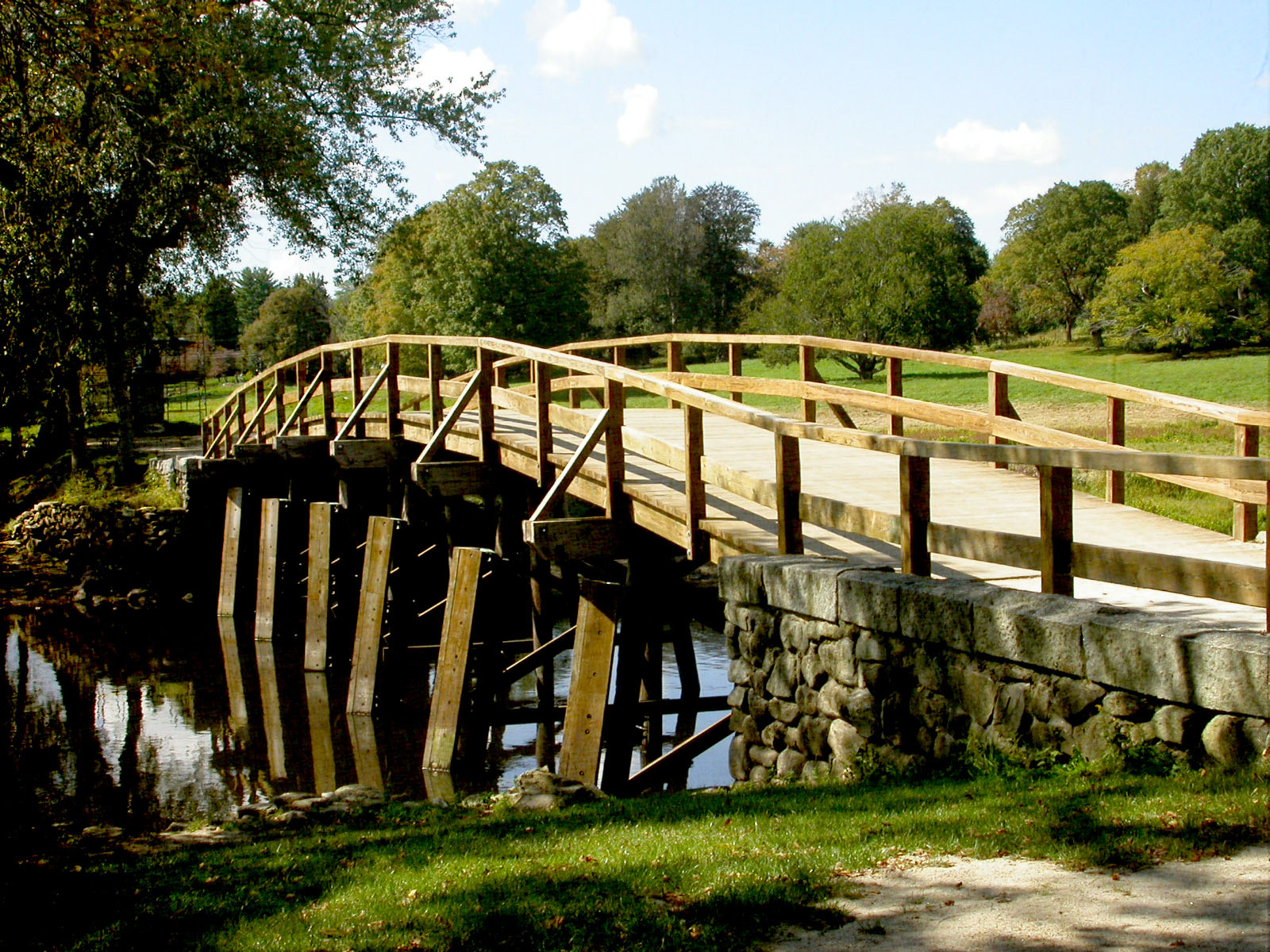 Concord Bridge